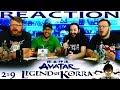 Legend of Korra 2x9 REACTION!!