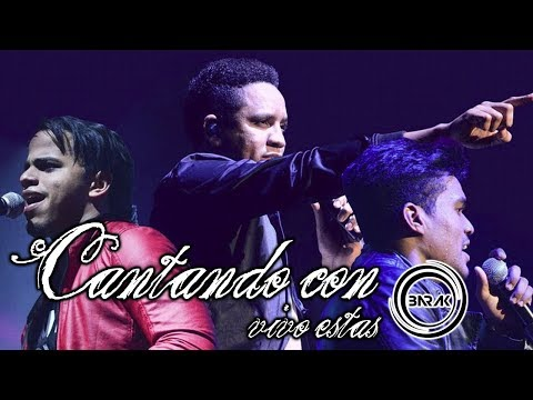 CANTANDO CON - BARAK - VIVO ESTAS