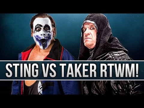 Wwe 2k14 Story - undertaker Vs Sting Rtwm (part 1) video