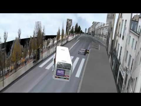 Accident de bus à Lyon Making of