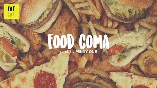 (free) Boom Bap type beat x Hip hop instrumental | 'Food Coma' prod. by PENNY ONE