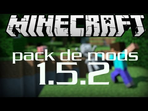 Minecraft 1.5.2 Pack de Mods +.MINECRAFT!