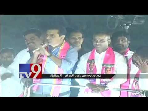 Over 40 lakh Andhra voters in Telangana to play decisive role in assembly polls - TV9