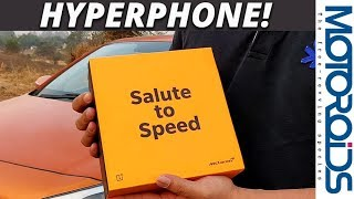 OnePlus 6T McLaren Edition Review | The Supercharged Phones That Power Us | Motoroids