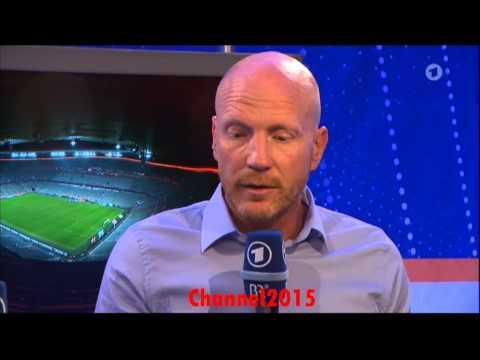 "FC Bayern vs Hamburger SV 5:0 - Matthias Sammer über Mario Götze "" KOMMT ?? geht ? ;-)"
