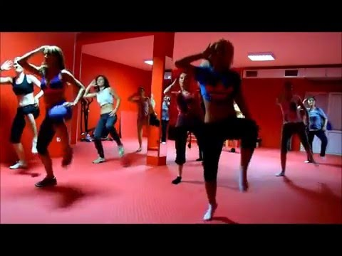 Zumba With Katarina Serbia Belgrade - Bollyrobics Dance - Chaiyya...