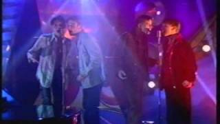 Take That on Going Live - A Million Love Songs - 1992