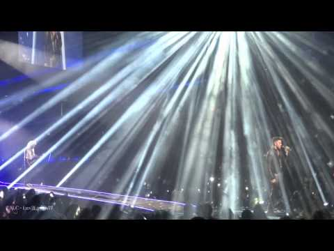 TALC HD - Queen + Adam Lambert - Who Wants to Live Forever - Air Canada Centre - Toronto, CA