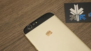 Micromax Canvas Gold A300 First Unboxing and Hands On - Exclusive - iGyaan