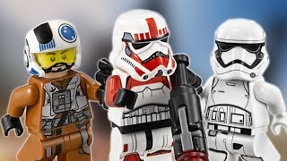 NEW 2016 LEGO Star Wars WINTER Sets (4K Quality)