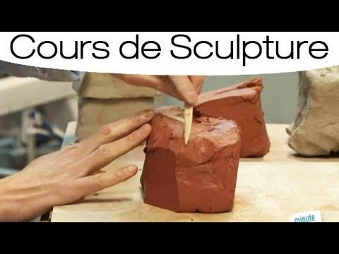 sculpture les diff rents outils pour modelage youtube. Black Bedroom Furniture Sets. Home Design Ideas