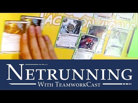Hiveworld Cologne Sep 2014 - #1 - Akamatsu Friendship - Netrunner With Teamworkcast