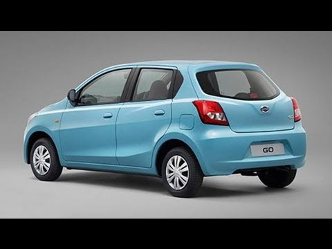 Nissan Datsun GO Launched Full details - YouTube