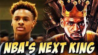 LeBron James Jr: The Next Basketball Prodigy