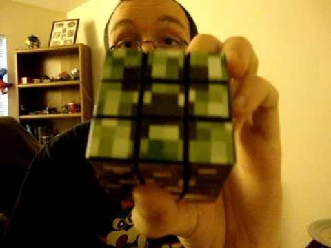 MINECRAFT Rubik's Cube