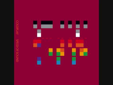 Coldplay - Things I Don&#039;t Understand
