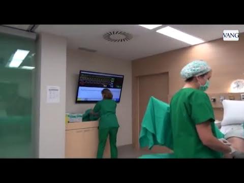 Robots simulan partos complicados para ensayos médicos
