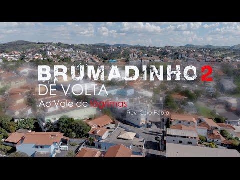 Documentário: 2ª ida de Caio Fábio a Brumadinho. - De volta ao Vale de lágrimas!