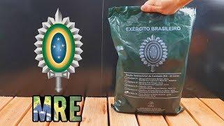 PROVEI A COMIDA DO EXÉRCITO BRASILEIRO!!!