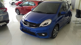 In Depth Tour Honda Brio RS CVT - Brio Termahal setelah Varian 1.3 Discontinue