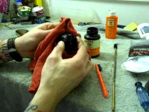 1851 Navy Revolver review and disassemble for cleaning Pt. 1