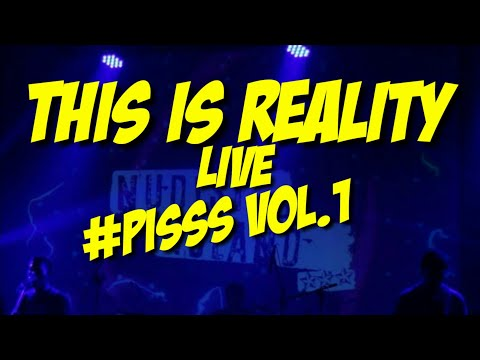 Nudist Island - This Is Reality [Live at PISSS Vol.1] thumbnail
