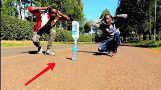 Water Bottle Flip 2 | That's Amazing