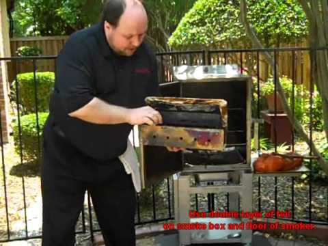 Smoking The Perfect Brisket by SmokinTex Video by SmokinTex