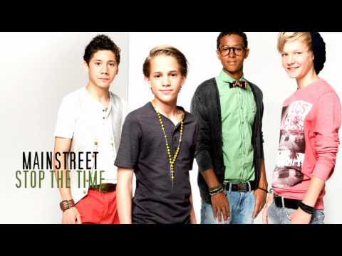 Mainstreet - Stop the time (Studio Versie)
