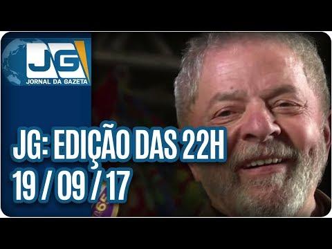 Jornal Da Gazeta - Edição das 10 - 19/09/2017