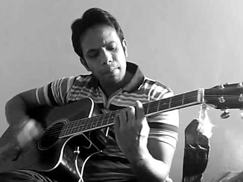Jeena yahan Marna yahan....Mera naam joker.... guitar rendition...
