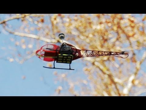 New Lama 180D01 4ch Flybarless Co-Axial Rc Helicopter Review