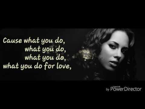 Alicia Keys - Blended Family (What You Do For Love) Lyrics
