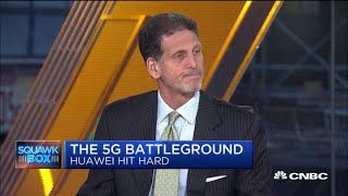 Here's where the US and China stand in race to 5G networks