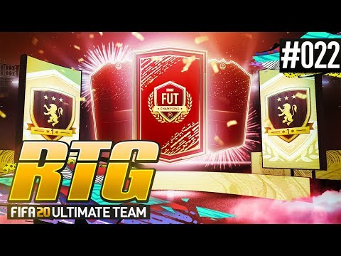 AMAZING FUT CHAMPS REWARDS! - #FIFA20 Road to Glory! #22 Ultimate Team