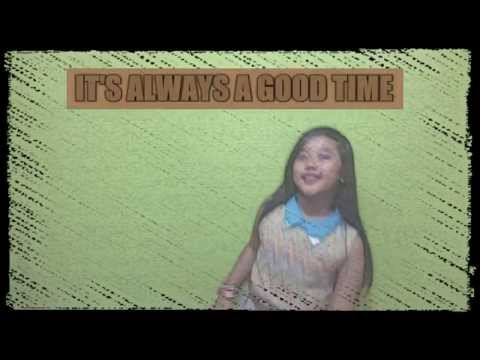 Owl City, Carly Rae Jepsen Good Time Acoustic Cover by Jasmine On Air (ARWANA)