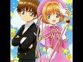 Hình ảnh đẹp nhất của Sakura Kinomoto và Syaoran li nhạc nắm tay em chặt anh nhé anime ly