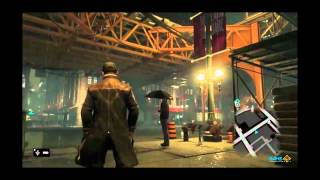 Official Watch Dogs - E3 Gameplay Demo Trailer