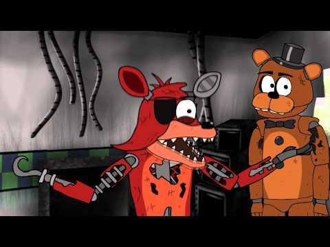 5 утра в пиццерии Фредди: приквел /5 AM at Freddy's: The Prequel rus