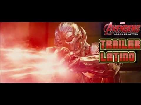 ✯Nuevo Trailer 2 Doblado al Latino de Los Vengadores:Era de Ultrón☠ 【HD】