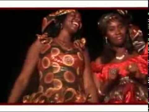 Abigail Nyepah Vinton- Liberia Gospel music video (Speak Lord)