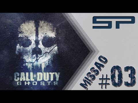 Game | Call of Duty Ghosts Missao 03 Modo Campanha | Call of Duty Ghosts Missao 03 Modo Campanha