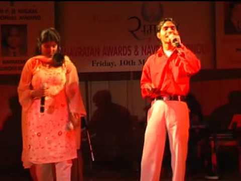 Dheere Dheere Chal Chand Gagan Mein (Smita  Simmi Singer)