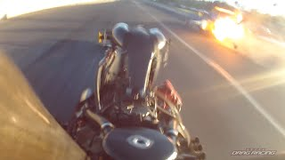Top Fuel onboard with Peter Xiberras @ 2014 Australian Nationals