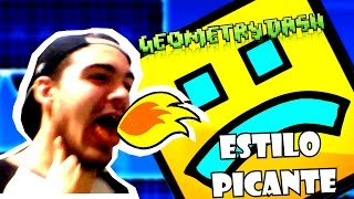 RETO DEL PICANTE | 1v1 | Geometry Dash | Agradablemente desagradable