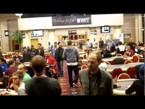 Phil Ivey Bubbles the 2012 LAPC Main Event!