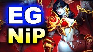 EG vs NiP - AMAZING GAME! - KUALA LUMPUR MAJOR DOTA 2