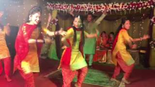 Naiyo Naiyo Dance performance | Holud |