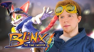 Blinx The Timesweeper - Nitro Rad