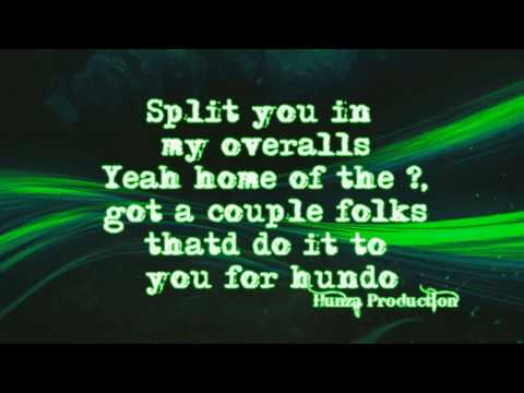 Yelawolf - Let's Roll [lyrics On Screen] video